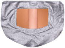 Visière aluminisée + écran polycarbonate