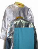 Veste aluminisée souple dos en tissus E2D2C lg 90 cm