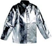 Veste aluminisée très souple et très lègére lg 80 cm
