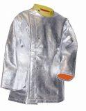 Veste aluminisée para aramide doublée proban lg 90 cm
